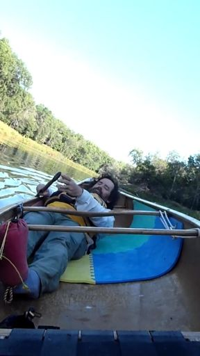 Bow Of A Boat >> Solo Paddling — How to Sit