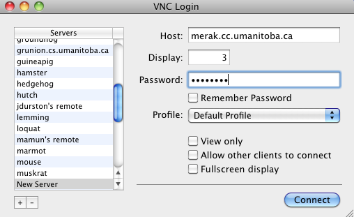 how to start kde in vnc session