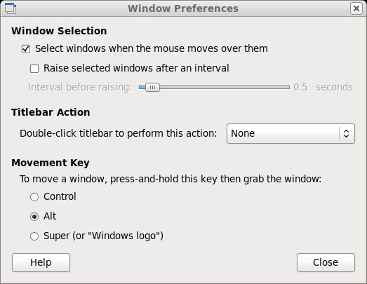 GNOME - Customizing your Desktop