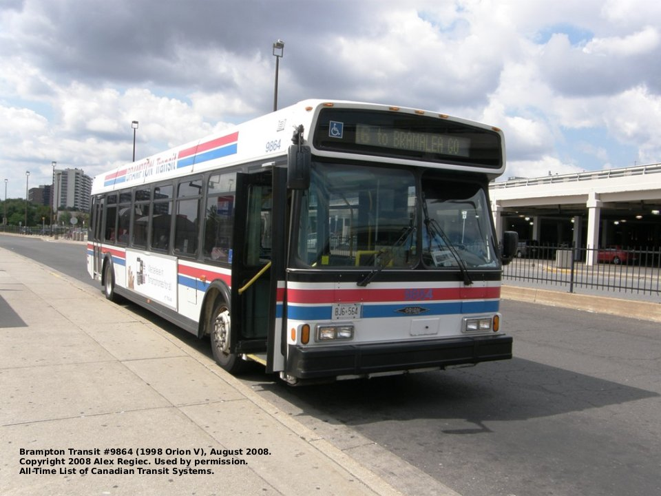 Transit History Of Ontario Communities A B