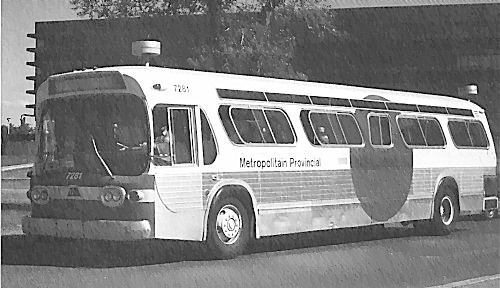 Metropolitain Provincial Bus