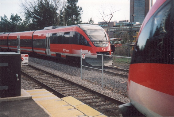 Ottawa's O-Train