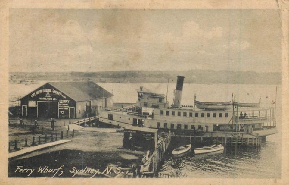 Transit History Of Sydney Nova Scotia