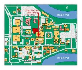 Uofm Campus Map.Kinsner Winnipeg Maps Uofm