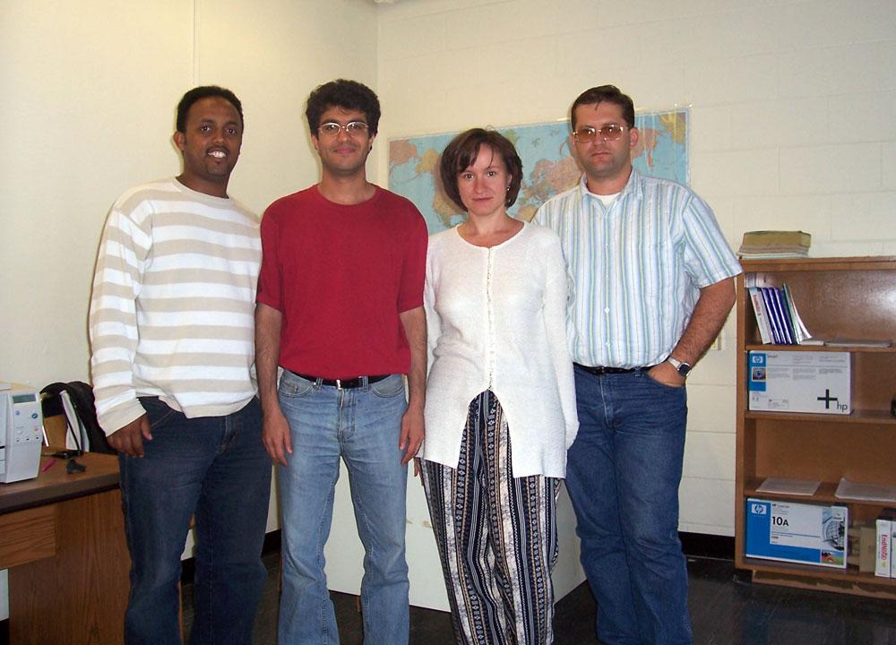 schreckenbach research group