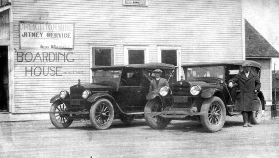 Transit History of Greater Sudbury, Ontario