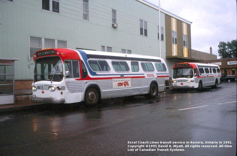 transit history of ontario communities  e