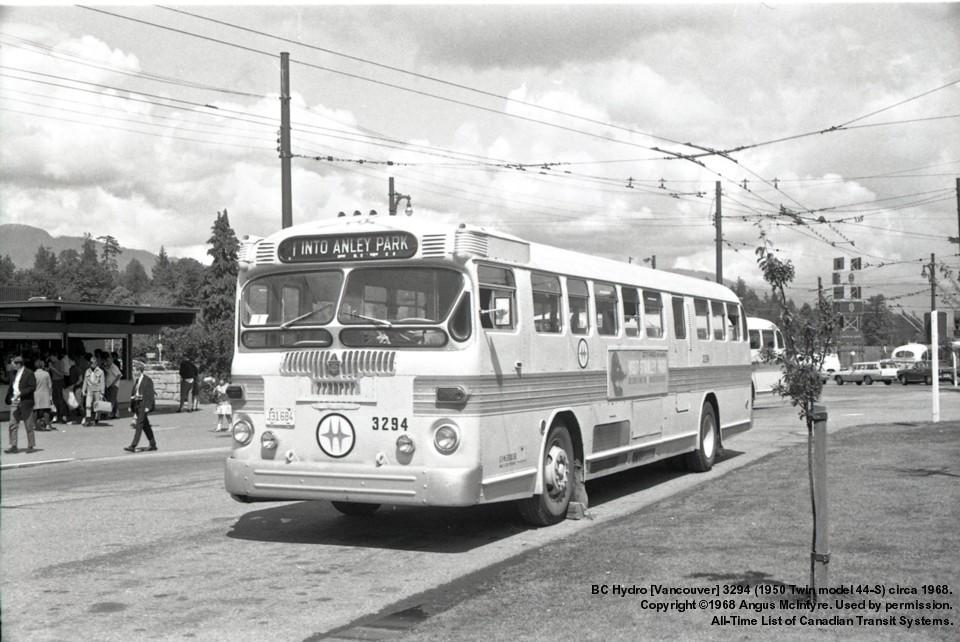 Transit History of Vancouver, British Columbia